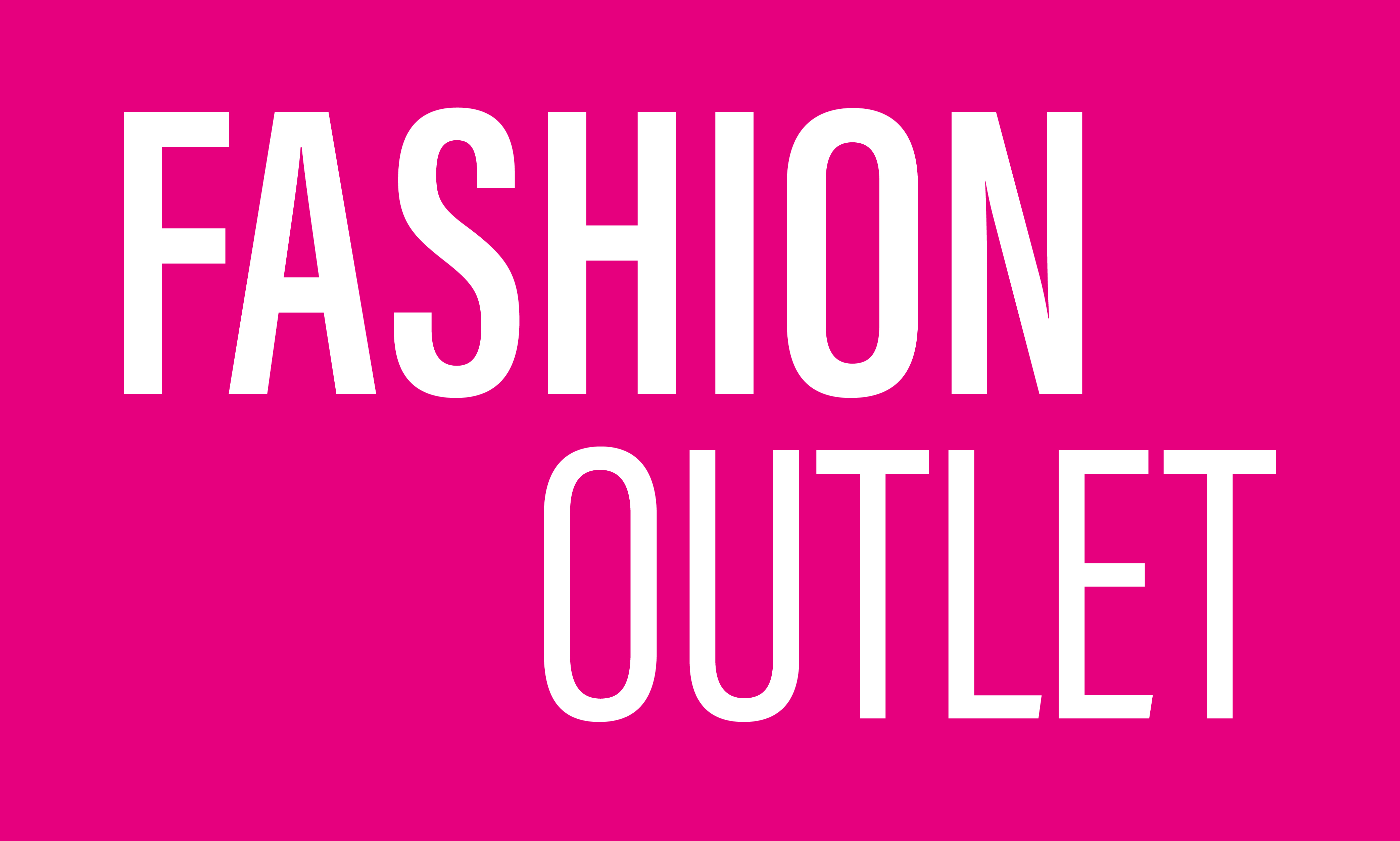 Fashion Outlet Logo2019