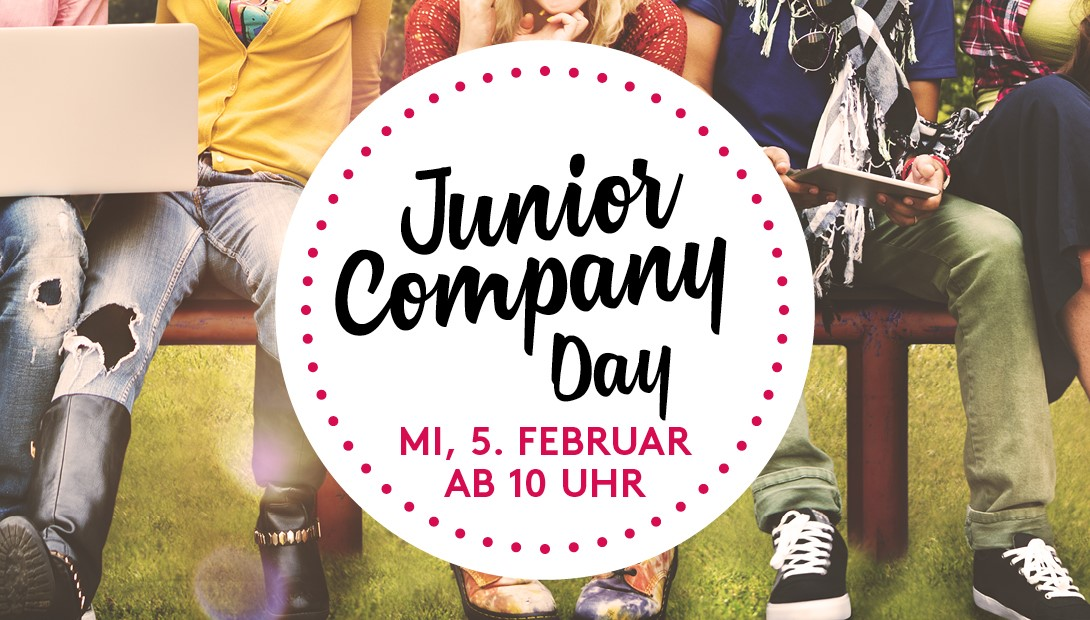 Junior Company Day Homepage
