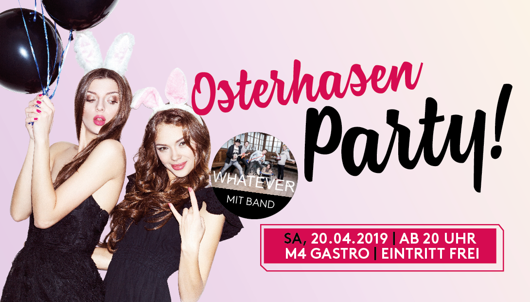 Osterhasenparty Homepage