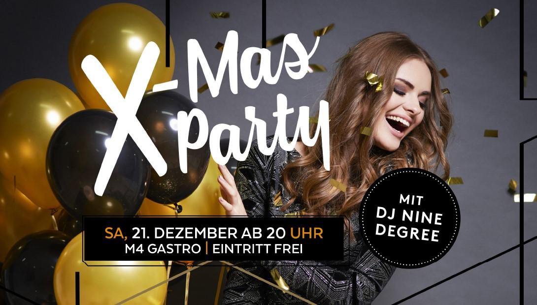 X Mas Party Homepage