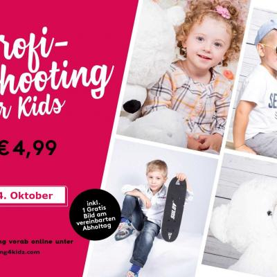Kindershooting Oktober